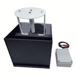 12v Battery Compact 20W Skinner Moth Trap with Light Sensor