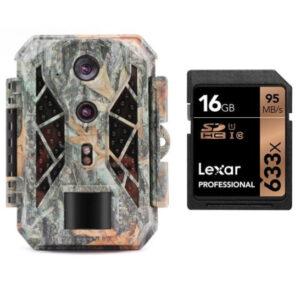OS Wild 4K DS Trail Camera