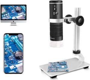 OSNS WIFI Digital Microscope Display