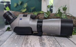 Used Zeiss Diascope 65mm with 30x eyepiece